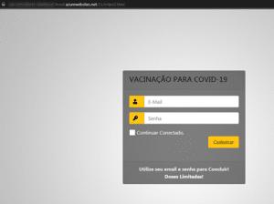 Kaspersky golpe vacina covid19